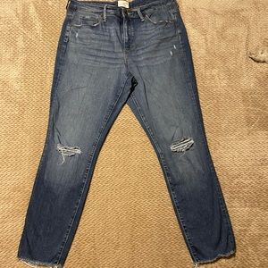 Universal Threads Skinny Cropped Jeans